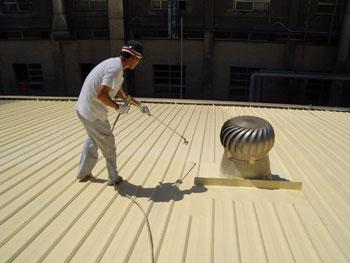 铁皮屋顶防水施工
